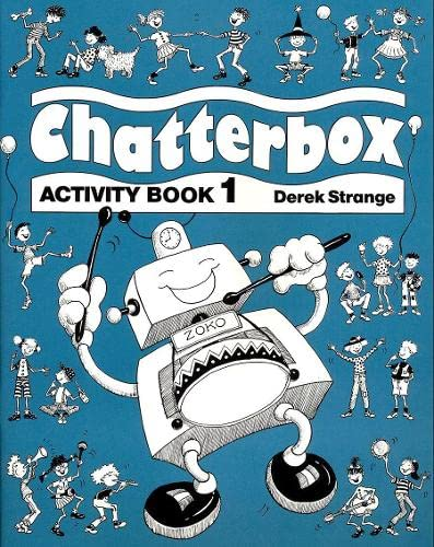 9780194324328: Chatterbox Part 1: Activity Book