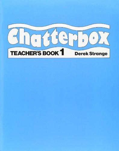 9780194324335: Chatterbox: Level 1: Teacher's Book