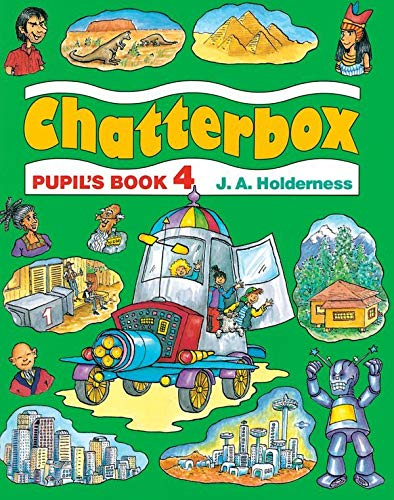 9780194324434: Chatterbox: Level 4: Pupil's Book