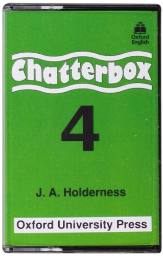 9780194324465: Chatterbox: Level 4