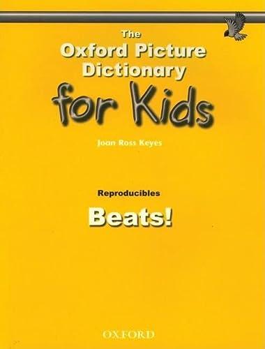 9780194325097: Oxf pict dict kids reproducible beats (Diccionarios)