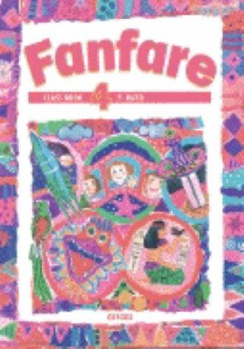 9780194326049: Fanfare 4: 4: Class Book