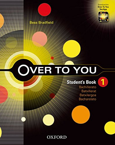 9780194326681: Over to You 1: Student's Book