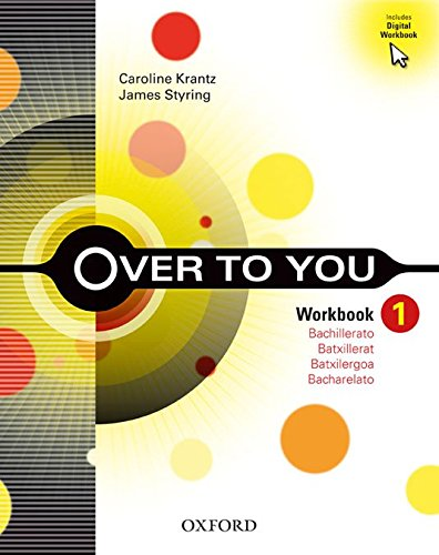 9780194327077: Over to you 1: Work Book - 9780194327077
