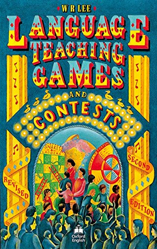 9780194327169: Language Teaching Games and Contests (Material de Teacher Training)