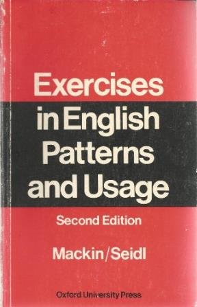 9780194327176: Exercises in English Patterns and Usage