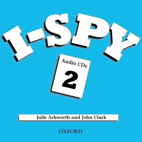 9780194327572: I-Spy: 2: Audio CDs (4): Level 2