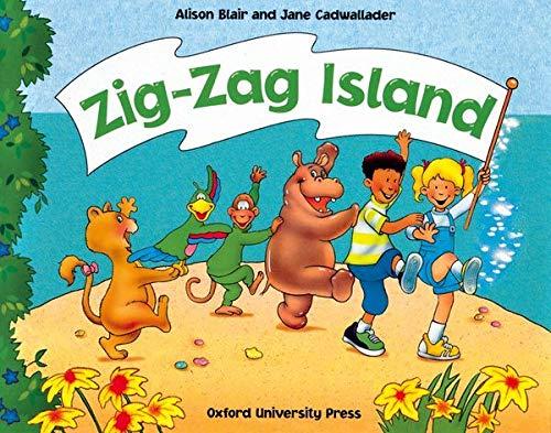 9780194328753: Zig-Zag Island: Class Book