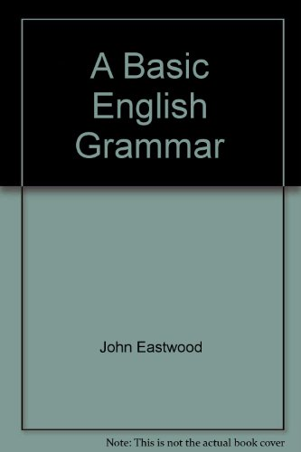 9780194329422: A Basic English Grammar