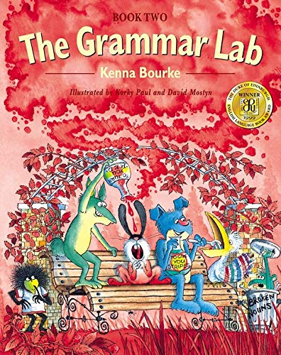 9780194330169: The Grammar Lab:: Book Two: Grammar for 9- to 12-year-olds with loveable characters, cartoons, and humorous illustrations.