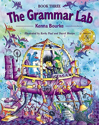 9780194330176: The Grammar Lab:: Book Three: Grammar for 9- to 12-year-olds with loveable characters, cartoons, and humorous illustrations.