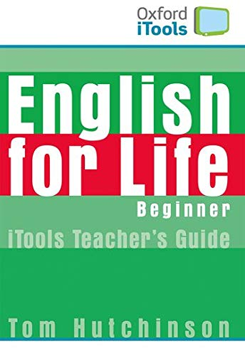 9780194330503: English for Life: Beginner: iTools: Digital resources for interactive teaching