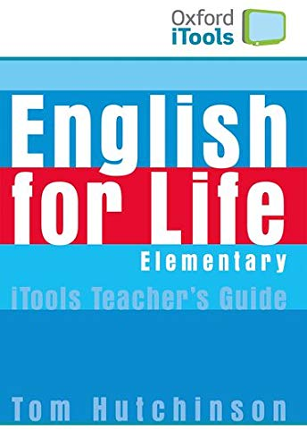 9780194330534: English for Life Elementary. iTools and Flashcards Pack