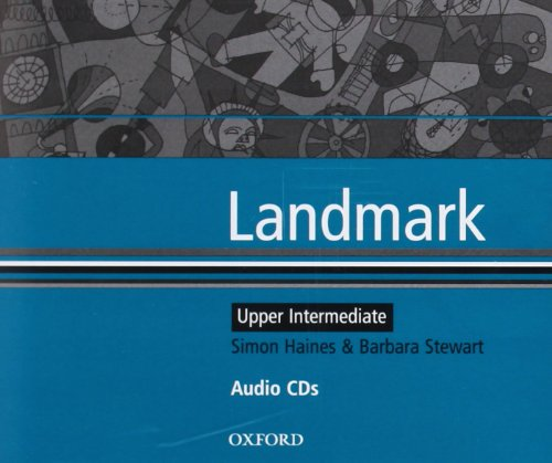 9780194330749: Landmark Upper-Intermediate. Audio CD (2): Class Audio CDs Upper-intermediate l