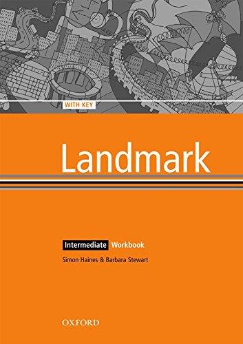 9780194330824: Landmark Intermediate Workbook with Key