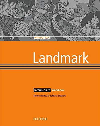 9780194330831: Landmark: Intermediate: Workbook (Without Key)