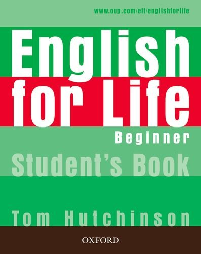 9780194331104: English for life. Beginner. Ital comp-Student's book-Workbook. Without key. Con espansione online. Per le Scuole superiori. Con Multi-ROM