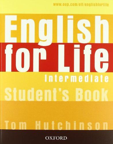 9780194331135: English for life. Intermediate. Ital comp-Student's book-Workbook. Without key. Con espansione online. Per le Scuole superiori. Con Multi-ROM
