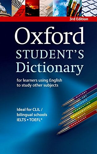 9780194331388: Oxford Student's Dictionary Paperback