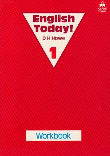 9780194331715: English Today!: Workbook Level 1