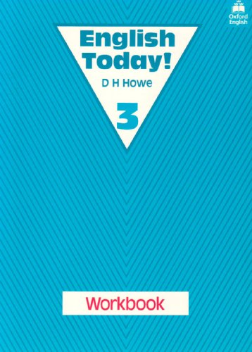 9780194331791: English Today! 3: 3: Workbook: Workbook Level 3