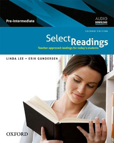 9780194332118: Select Readings: Student Book Pre-Intermediate