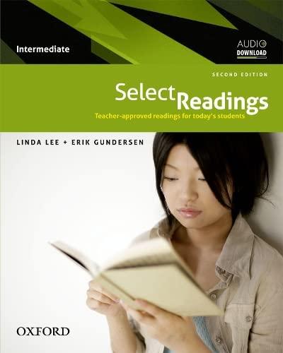 9780194332125: Select Readings: Student Book Intermediate
