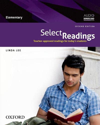 9780194332231: Select Readings: Student Book Elementary