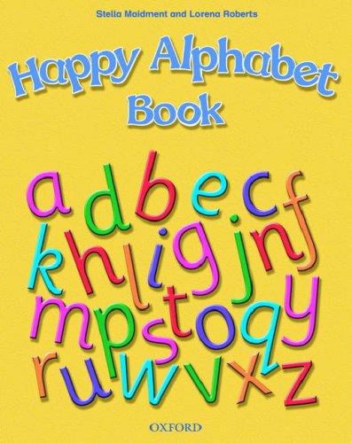 9780194333054: Happy Alphabet Book