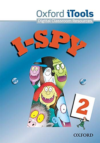 I-Spy: 2: Teacher s iTools DVD-ROM