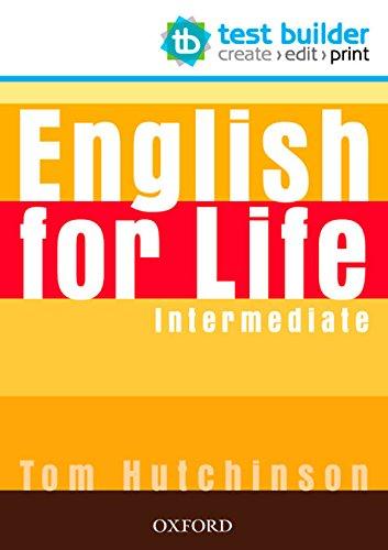 9780194333603: English for Life: Intermediate: Test Builder DVD-ROM