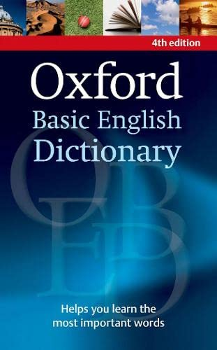 9780194333665: Oxford Basic English Dictionary