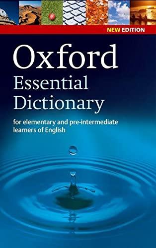 9780194333993: Oxford Essential Dictionary