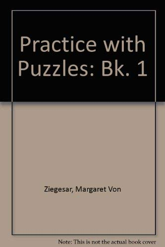 9780194335034: Practice with Puzzles: Bk. 1