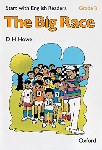9780194335485: Start with English Readers: Start with English Readers: Grade 3: The Big Race The Big Race Grade 3