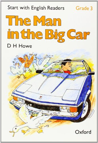 9780194335492: Start with English Readers: Man in the Big Car Grade 3