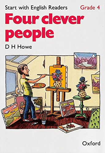 Start with English Readers: Four Clever People: Howe, D. H.,