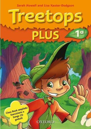 9780194336017: Treetops plus 1. 2010. CB plus multirom
