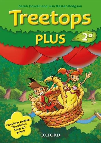 9780194336048: Treetops plus. Livello 2. Con espansione online. Per la Scuola elementare. Con Multi-ROM