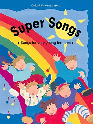 9780194336253: Super Songs Songs For Very Young Leaners: Songs for Very Young Learners - 9780194336253
