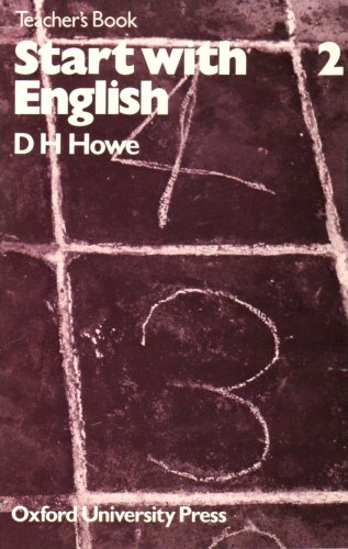 9780194336338: Start with English: Tchrs' Bk.2