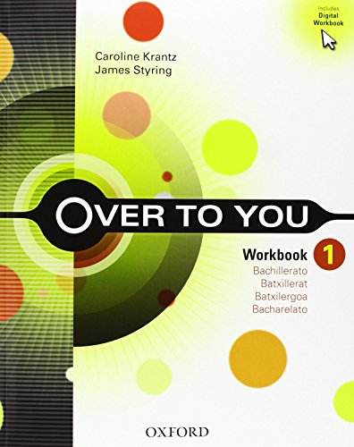 9780194337168: Over to You 1: Workbook Pack - 9780194337168