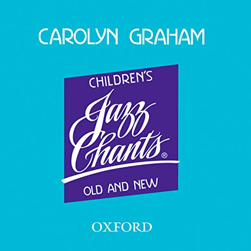 9780194337243: Children's Jazz Chants Old and New: Jazz Chants Children's Old and New: CD (1)