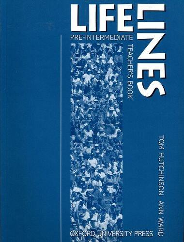 9780194338011: Lifelines Pre-Intermediate : Livre du professeur