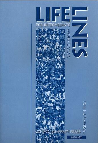 9780194338028: Lifelines: Pre-Intermediate: Workbook (with Key)