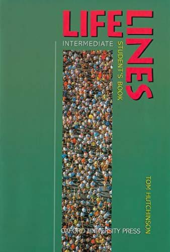 9780194338080: Lifelines: Intermediate: Student's Book: Student's Book Intermediate level