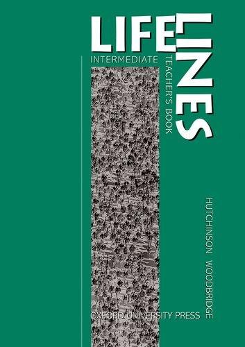 9780194338097: Lifelines: Intermediate: Teacher's Book