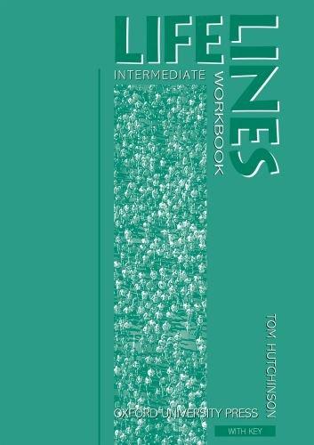9780194338103: Lifelines: Intermediate: Workbook: With Key