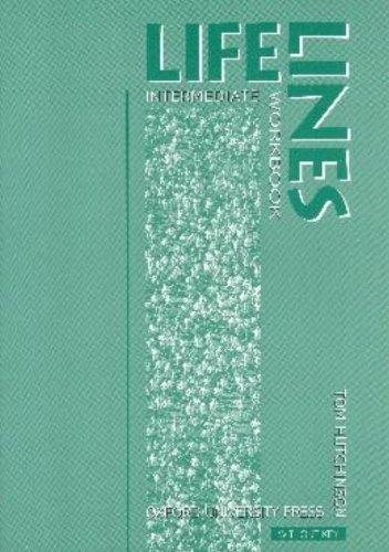 9780194338110: Lifelines: Intermediate Workbook Without Key