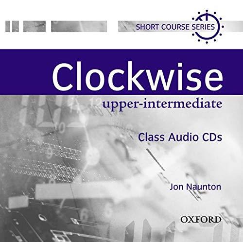 9780194338202: Clockwise: Upper-Intermediate: Class Audio CDs